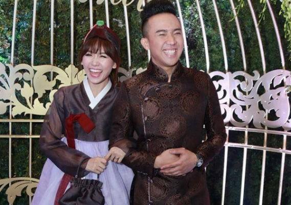10 cặp đôi ồn ào nhất showbiz Việt 2016