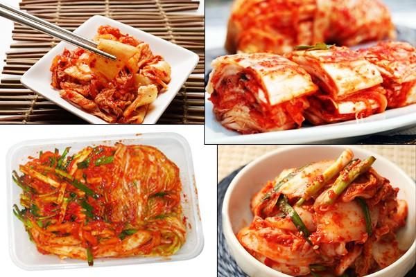 món ăn truyền thống nổi tiếng Hàn Quốc