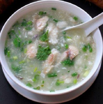 Món ăn làm tăng sữa - Canh cá lóc nấu củ từ