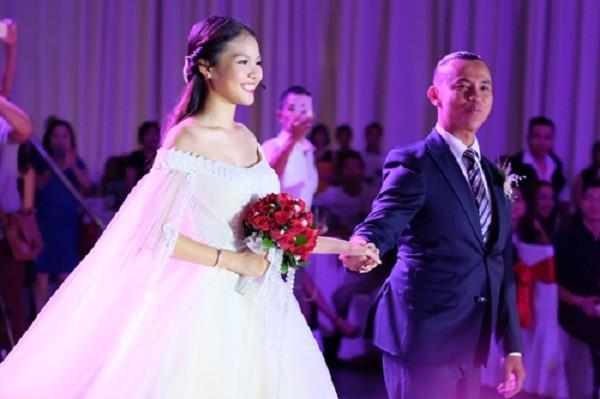 10 đám cưới đình đám nhất showbiz Việt