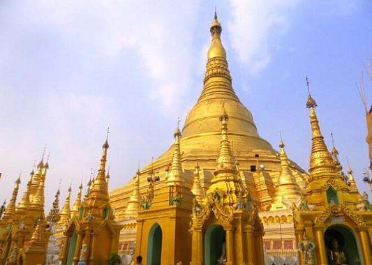 công trình kiến trúc nổi tiếng nhất Myanmar