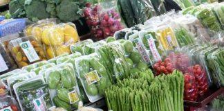 cửa hàng rau sạch ở TPHCM