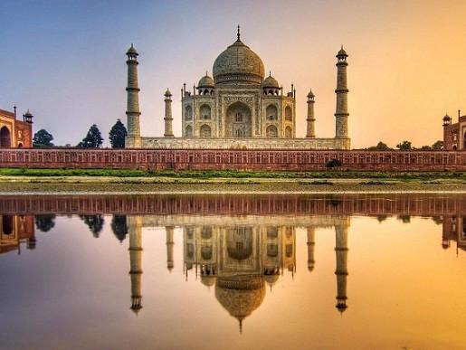 công trình kiến trúc nổi tiếng nhất Ấn Độ