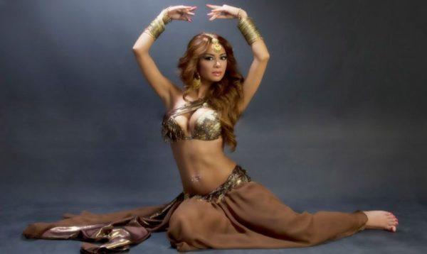 nữ vũ công xinh đẹp nhất