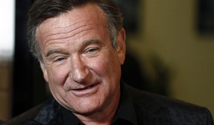 Diễn viên hài Robin Williams