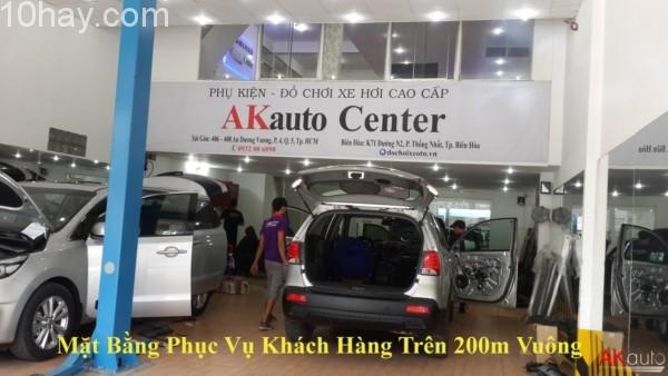 AKauto Sai Gòn Center