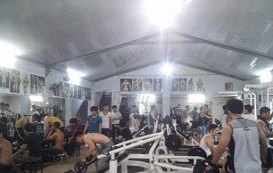 Gym Hợp Phố