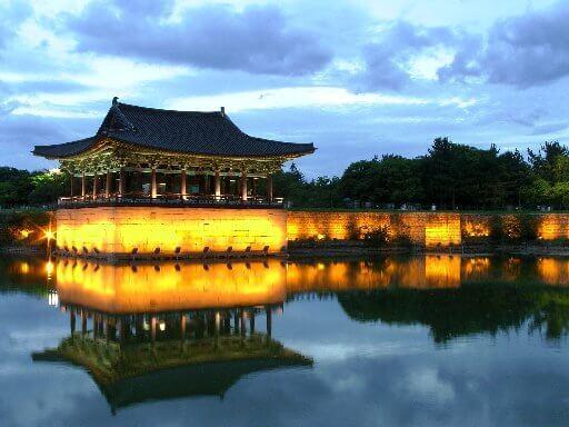 công trình kiến trúc nổi tiếng nhất Hàn Quốc