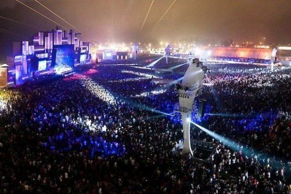Lễ hội countdown 2017 tại Rio de Janeiro