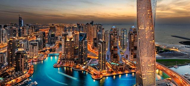 Lễ hội countdown 2017 tại Dubai