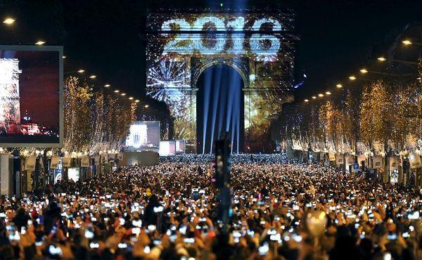 Đón giao thừa với những lễ hội Countdown 2017 trên thế giới