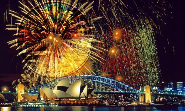 Lễ hội Countdown 2017 tại Sydney, Australia