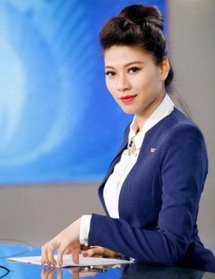 MC nữ nổi tiếng xinh đẹp nhất Việt Nam