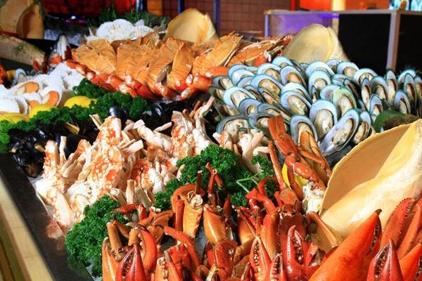 nhà hàng hải sản cao cấp tại TPHCM