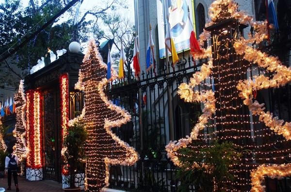 Nhà thờ trang trí Noel đẹp nhất TPHCM