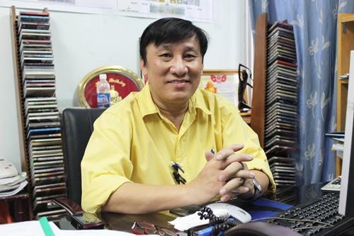 Ông bầu showbiz Việt nổi tiếng nhất - Hoàng Tuấn