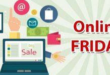 địa chỉ mua sắm ngày Online Friday 2016