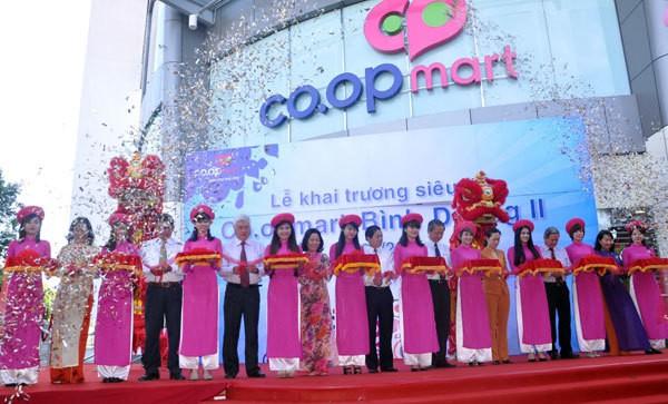 tập đoàn bán lẻ lớn nhất Việt Nam