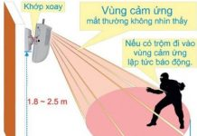 thiết bị chống trộm hiệu quả