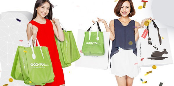 thương hiệu thời trang bán chạy trên website Adayroi