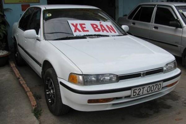 địa chỉ thu mua xe ô tô cũ giá cao tại TPHCM