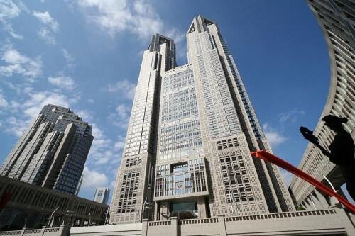 công trình kiến trúc nổi tiếng ở Nhật Bản