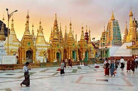 Thành phố Yangon