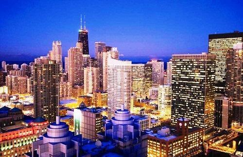 Thành phố Chicago