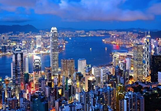 Thành phố Hồng Kông