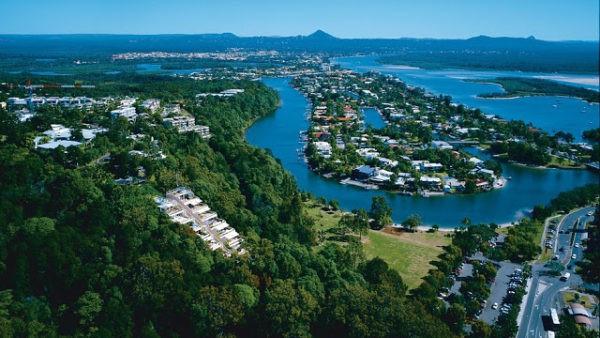 Thành phố Sunshine Coast