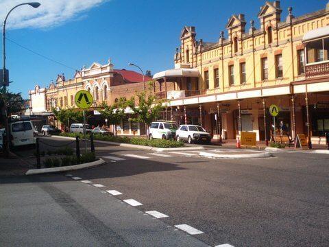 Thành phố Newcastle–Maitland