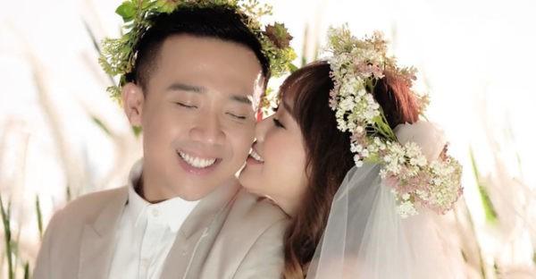 Cô dâu Hàn quốc được lòng cả nhà Trấn Thành