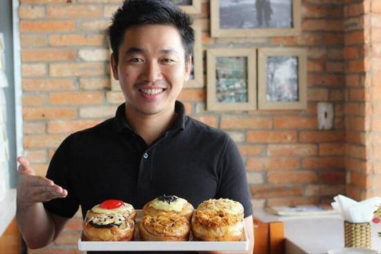 website ẩm thực,người Việt giàu nhất tại hải ngoại