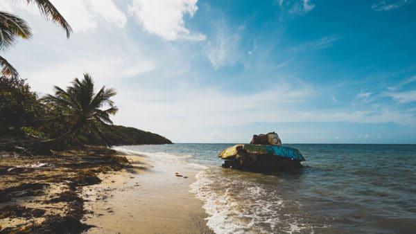 Bãi biển Flamenco, Culebra, Puerto Rico