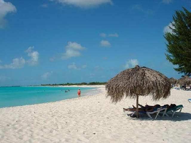 Bãi biển Playa Paraiso, đảo Cayo Largo del Sur, Cuba