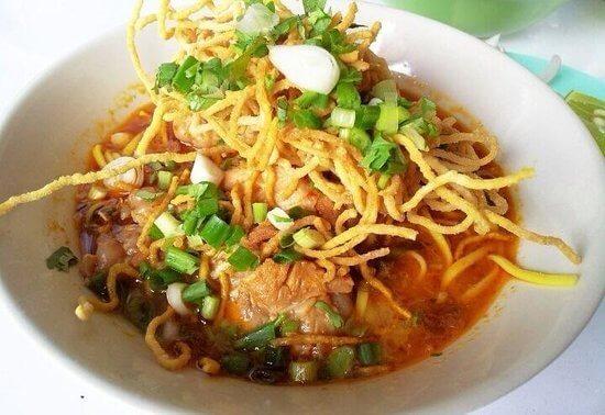 Món ngon Khao Soi