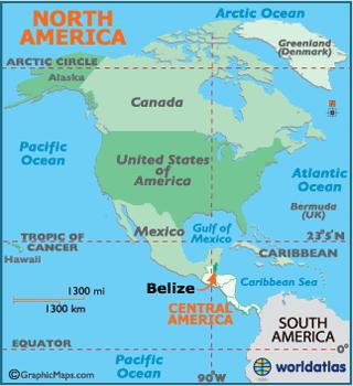 Belize là nước nghèo nhất châu Mỹ với nền kinh tế không ổn định