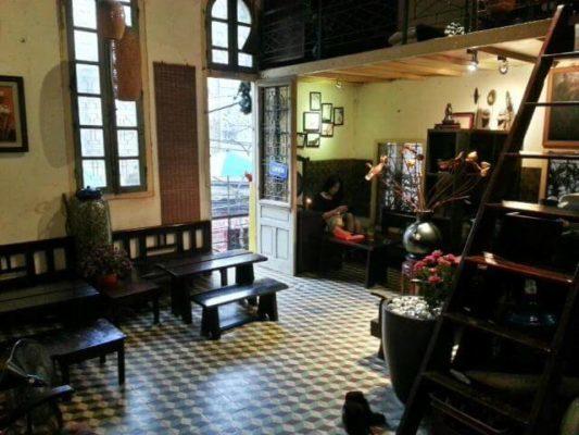 Hanoi House dành cho những ai thích yên tĩnh