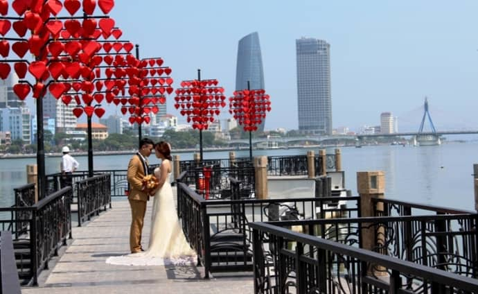 đi chơi Valentine ở Đà Nẵng
