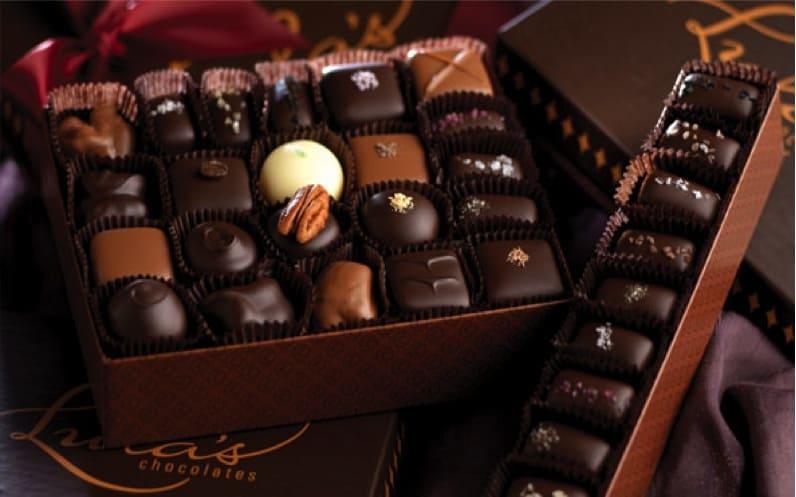 địa chỉ bán chocolate ngon ở TPHCM