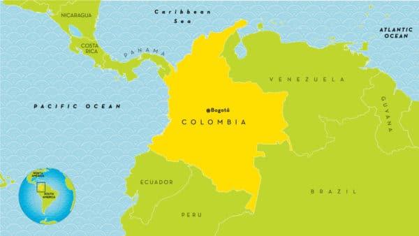 Colombia có tốc độ tăng trưởng kinh tế thần tốc trong những năm gần đây - Nước giàu nhất chuaau Mỹ