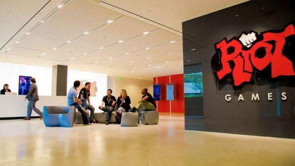 Công ty có môi trường làm việc tốt nhất thế giới - Riot Games