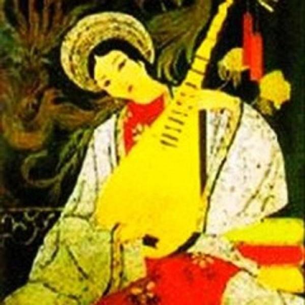 Nữ sĩ Đoàn Thị Điểm sinh năm Ất Dậu, quê Hải Dương, sống thời Lê mạt, bút hiệu Hồng Hà.