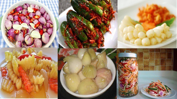 món dưa dễ làm ngày Tết giúp giảm ngấy thịt mỡ