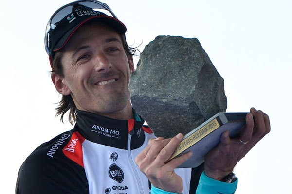 Vận động viên đua xe đạp Fabian Cancellara