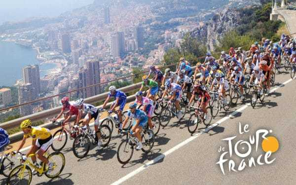 Giải đua xe đạp nổi tiếng thế giới Tour de Franch