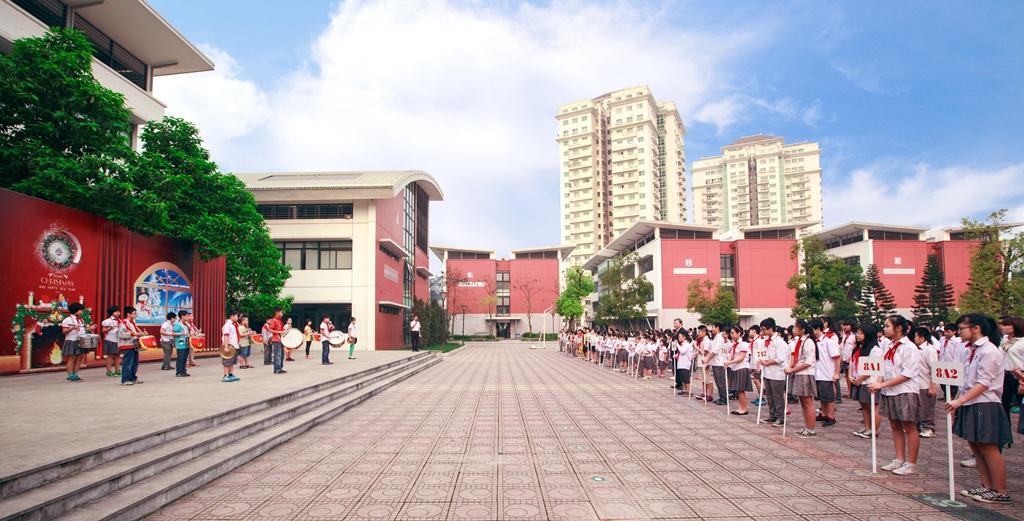trường THPT quốc tế tại Hà Nội