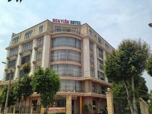 Khách sạn Hoa Viên