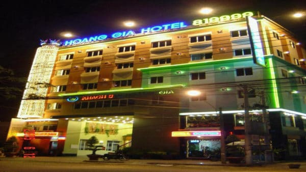 Khách sạn Hoàng Gia Cà Mau