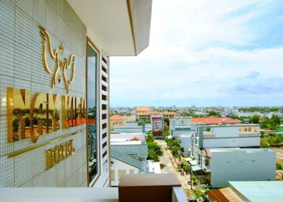 Khách sạn Nam Kiều